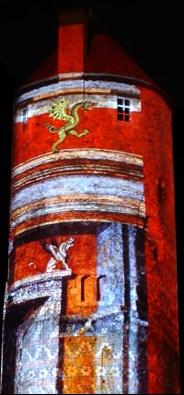 colonne chimere
